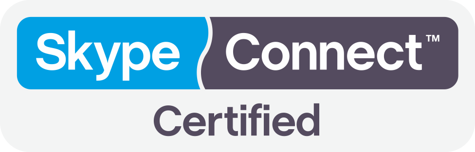 Skype Connect Certified